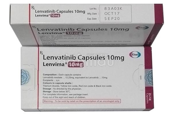 乐伐替尼(Lenvatinib)