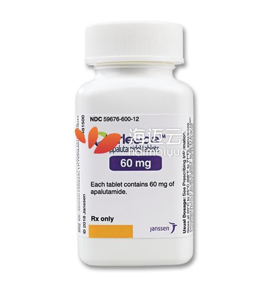 Erleada(apalutamide)阿帕鲁胺