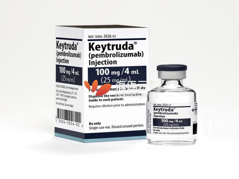 Keytruda 免疫疗法治疗晚期胃癌