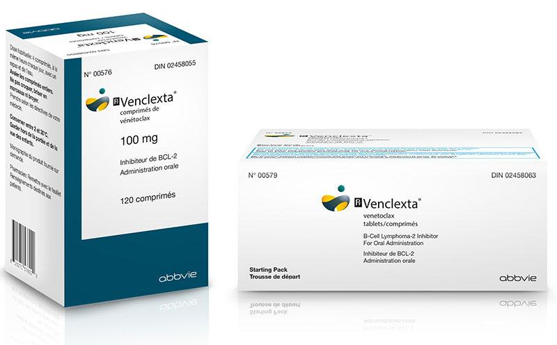 维奈托克 Venclexta(venetoclax)