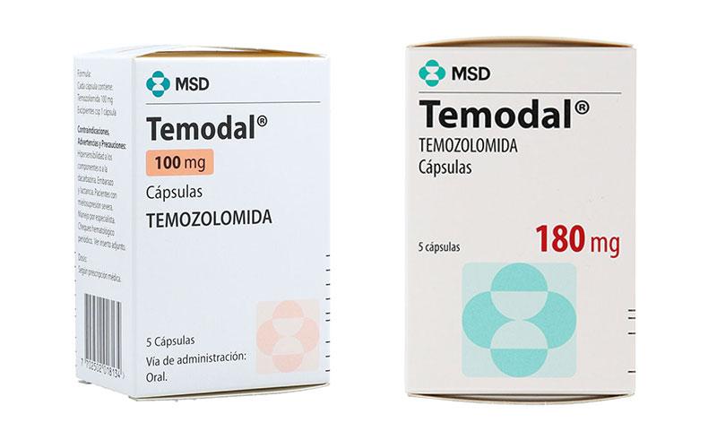 泰道 Temodal 替莫唑胺 Temozolomide